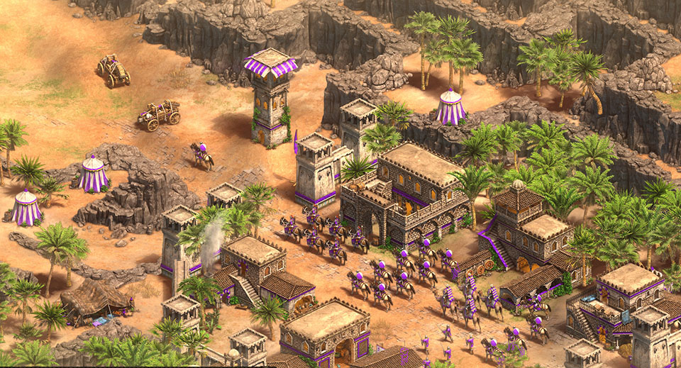 Age of Empires II: Definitive Edition 10