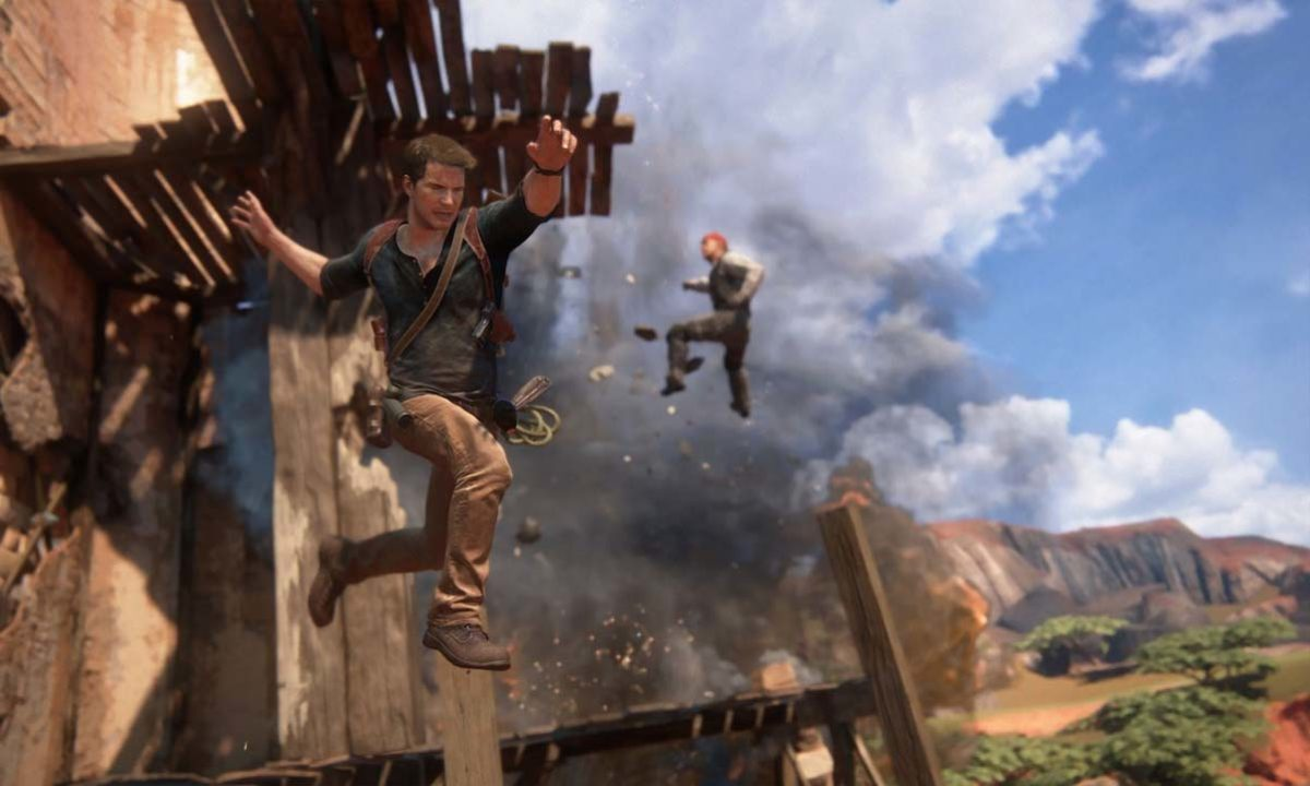 Uncharted 4 A thief end PC port